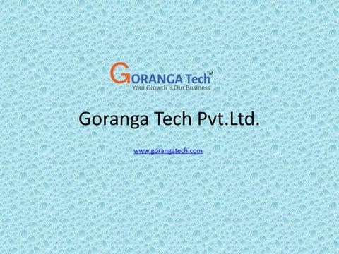 Software for Travel Agencies & Tour Operators by Goranga