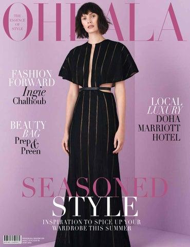 a7c7fbf00c7 Ohlala Qatar August 2018 by Ohlala Magazine - issuu