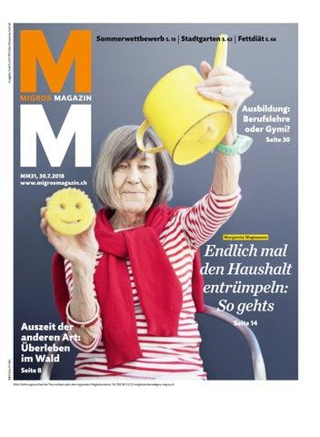 90c117ef4b Migros magazin 31 2018 d zh by Migros-Genossenschafts-Bund - issuu