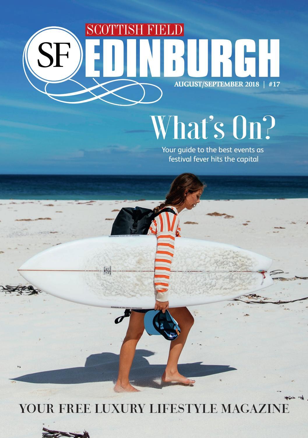 SF Edinburgh issue number 17 by SF Edinburgh - issuu
