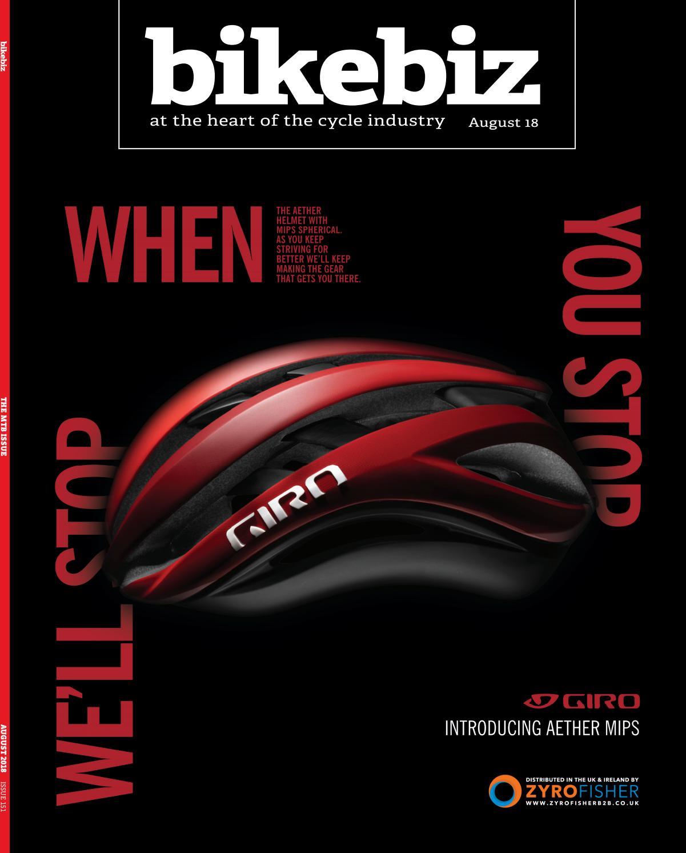 Bikebiz August 2018 By Future Plc Issuu Vibe Amp Wiring Kit Halfords