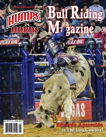03951209c7cdb Humps N Horns Bull Riding Magazine - Apr 2017 by Humps N Horns Bull ...