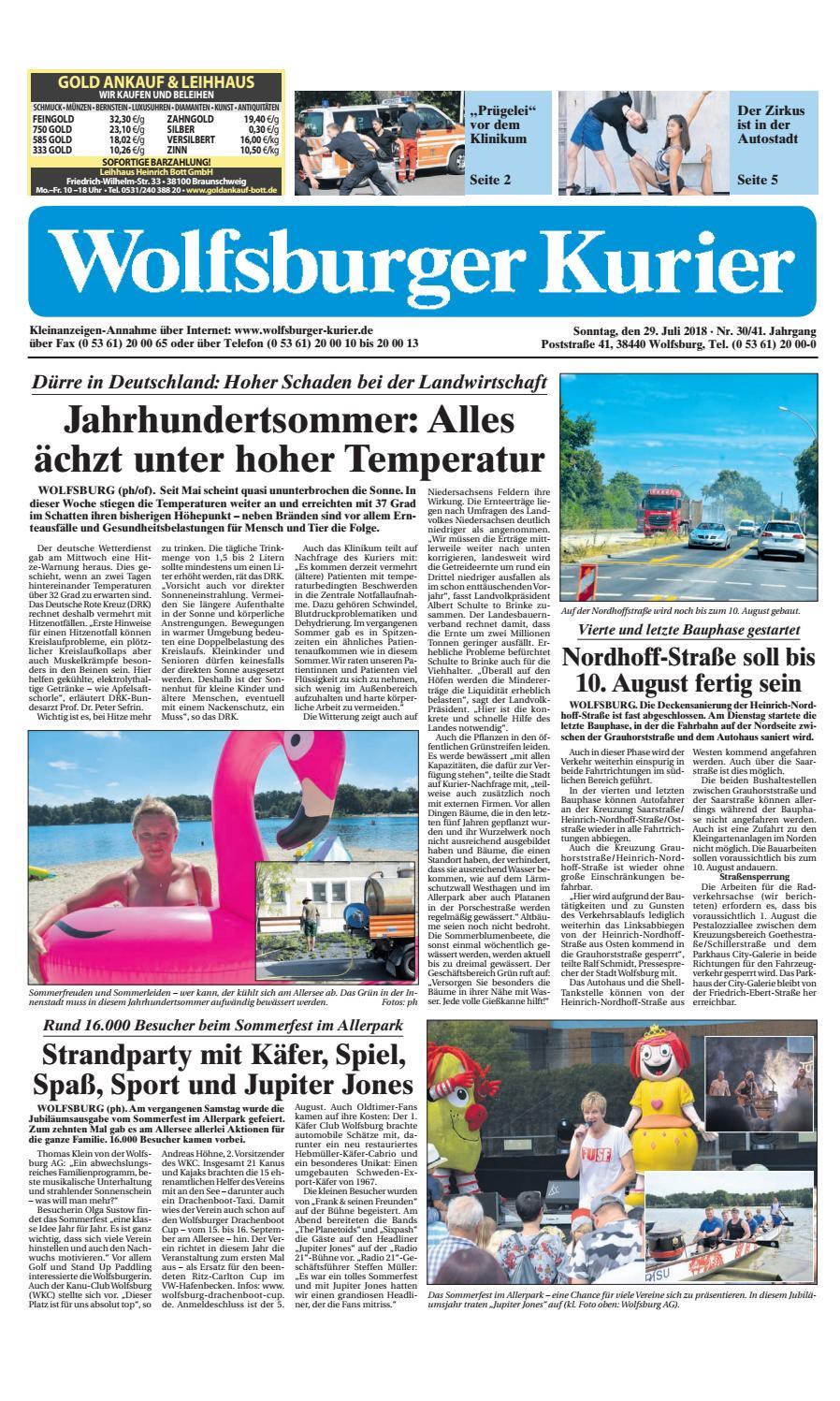 Wolfsburger Kurier by Wolfsburger Kurier - issuu