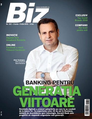 BANKING PENTRU GENERATIA VIITOARE by Revista Biz - issuu