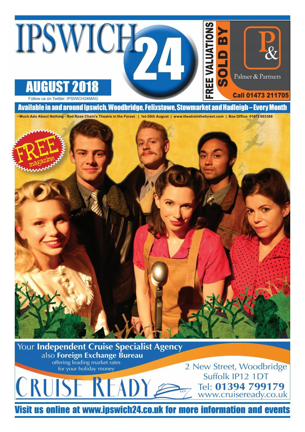 a76938bd21858 Ipswich24 - August Issue by Ipswich24 Magazine - issuu