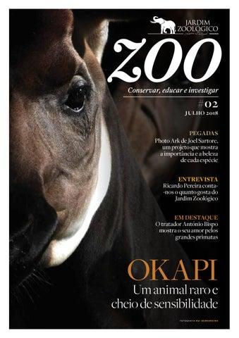 2cea33dc5adf0 Revista Jardim Zoológico