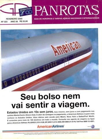 a19cf71a82 Guia PANROTAS - Edição 323 - Fevereiro 2000 by PANROTAS Editora - issuu