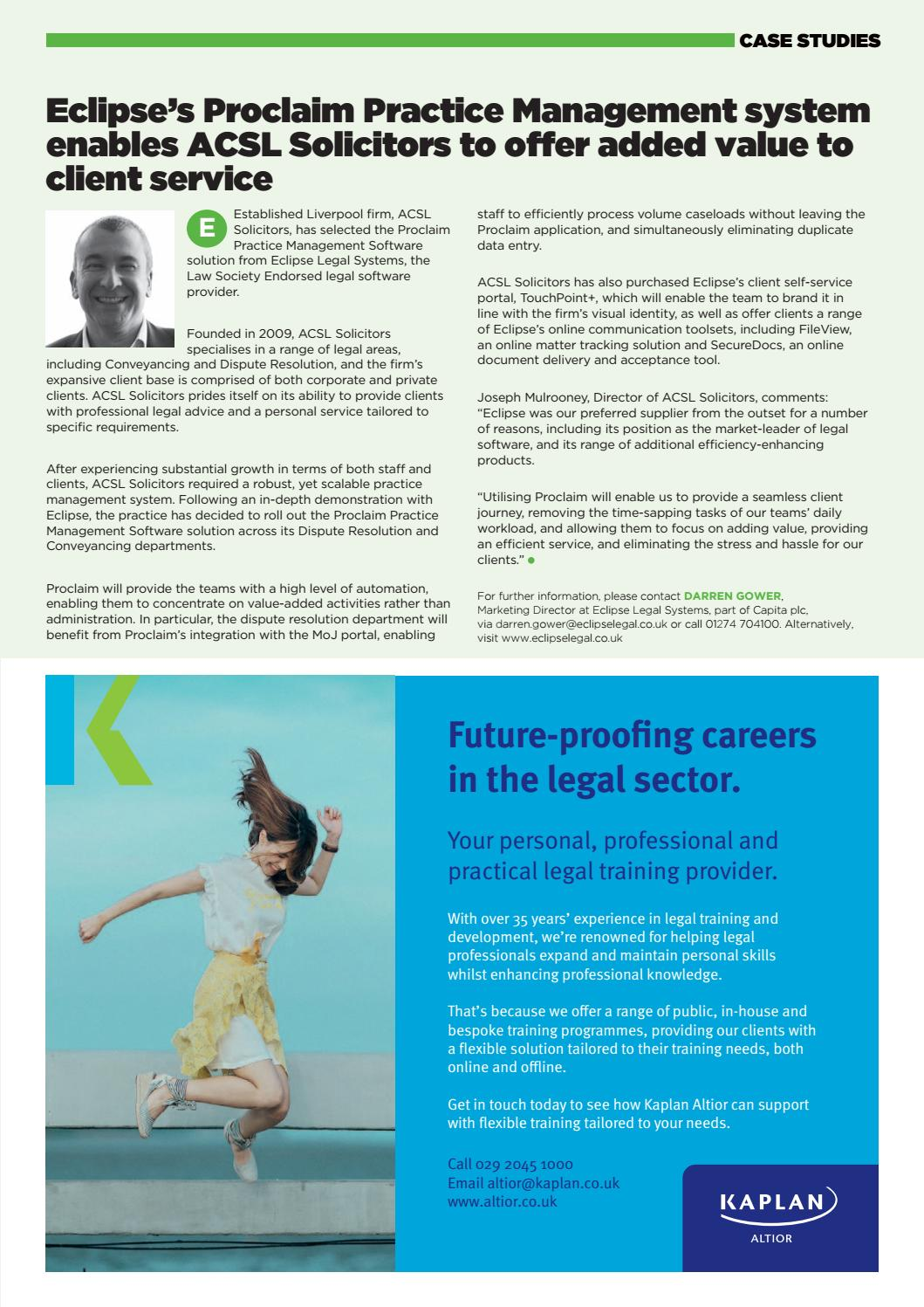 Modern Law Magazine Issue 37 by Charlton Grant - issuu