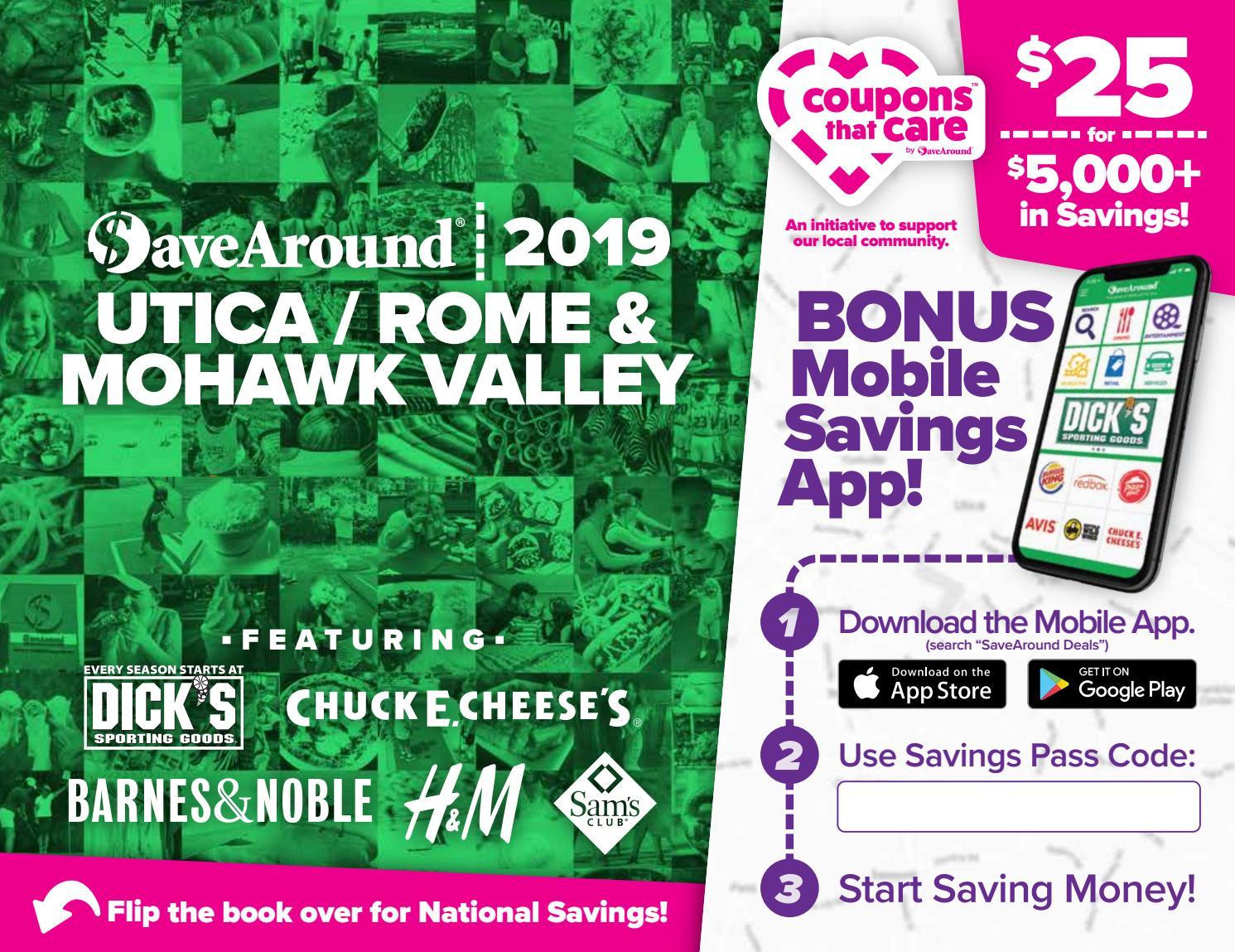 a9a3ae4ac Utica Rome NY by SaveAround - issuu