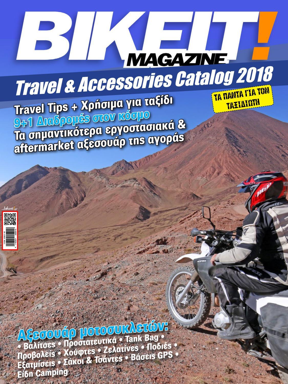 c95c56610854 BIKEIT Travel   Accessories Catalog 2018 by Bikeit Magazine - issuu