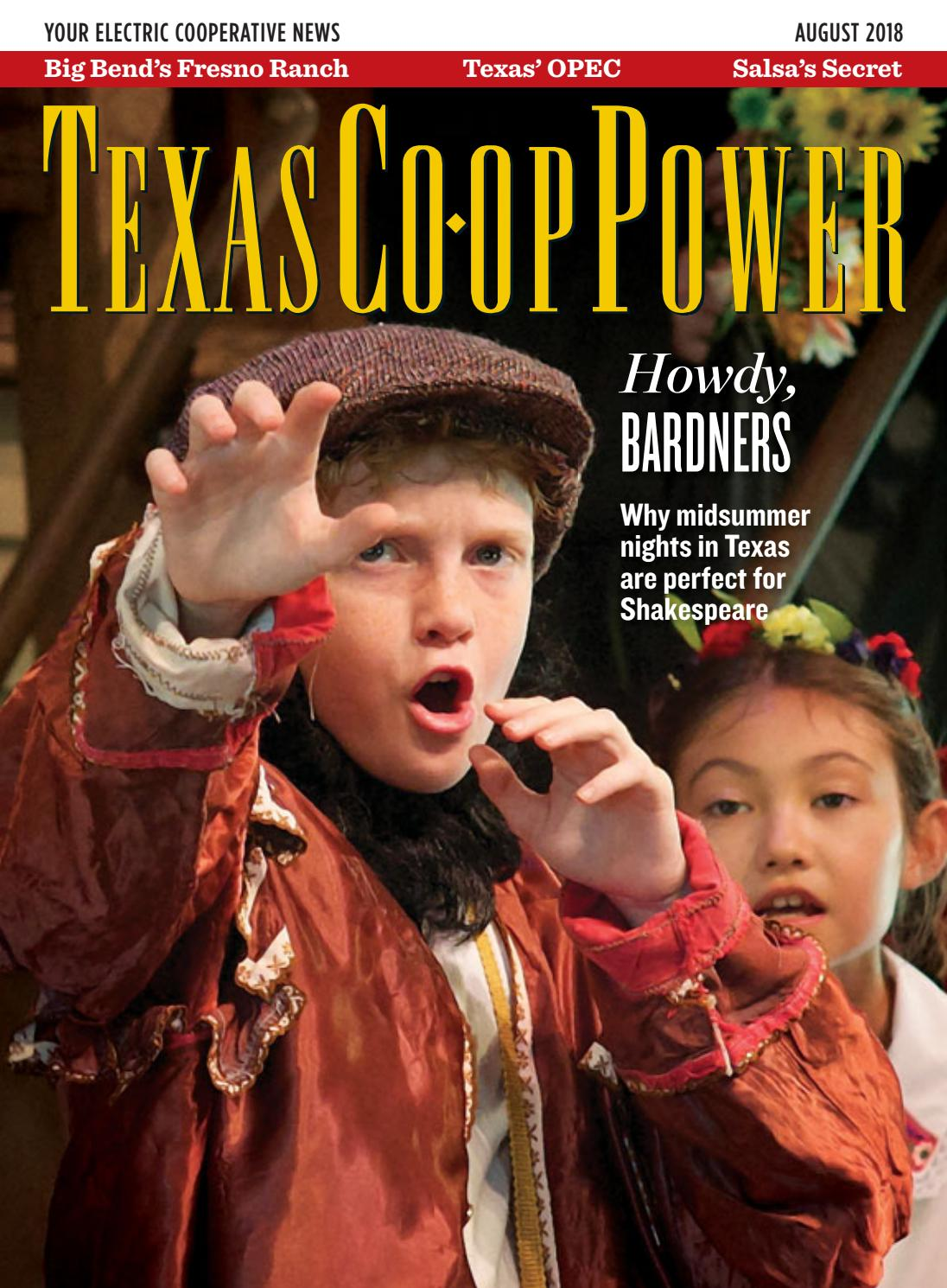 6cd59b95edf Bandera Electric Texas Co-op Power August 2018 by Bandera Electric  Cooperative - issuu