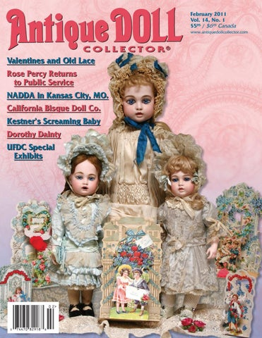 382074923628 Feb 2011 by Antique Doll Collector Magazine - issuu