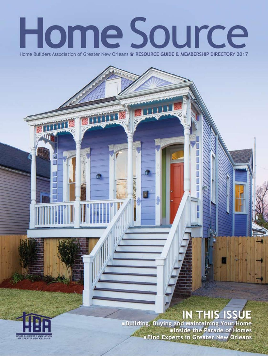Home Builders Ociation 2017 By