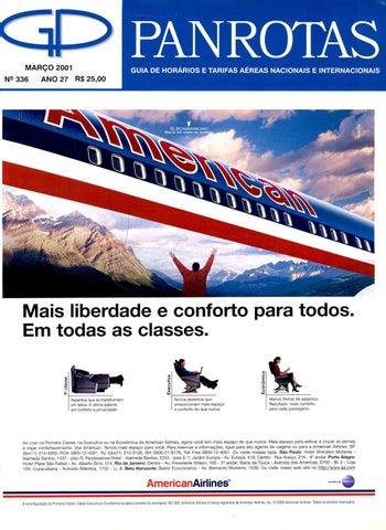 6cfb68796332a Guia Panrotas - Edição 336 - Março 2001 by PANROTAS Editora - issuu