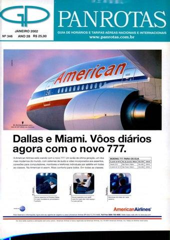 Guia PANROTAS - Edição 346 - Janeiro 2002 by PANROTAS Editora - issuu c4359b717f
