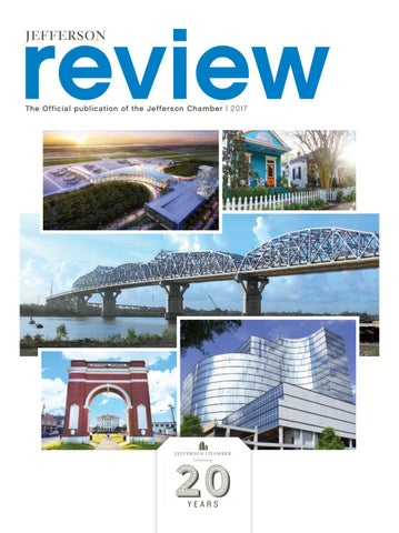 Jefferson Review Annual 2017 by Renaissance Publishing - issuu 8f4fa0458