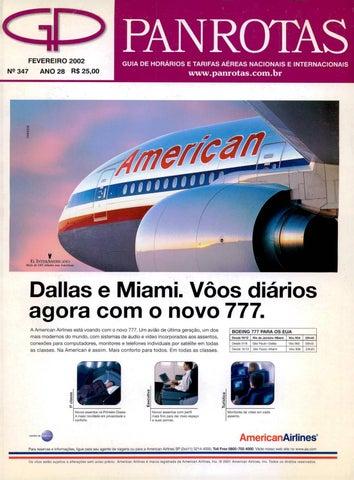 883aecd79 Guia PANROTAS - Edição 347 - Fevereiro/2002 by PANROTAS Editora - issuu