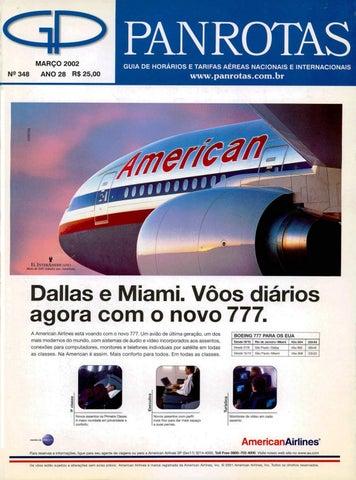 Guia PANROTAS - Edição 348 - Março 2002 by PANROTAS Editora - issuu e447e3b66551a