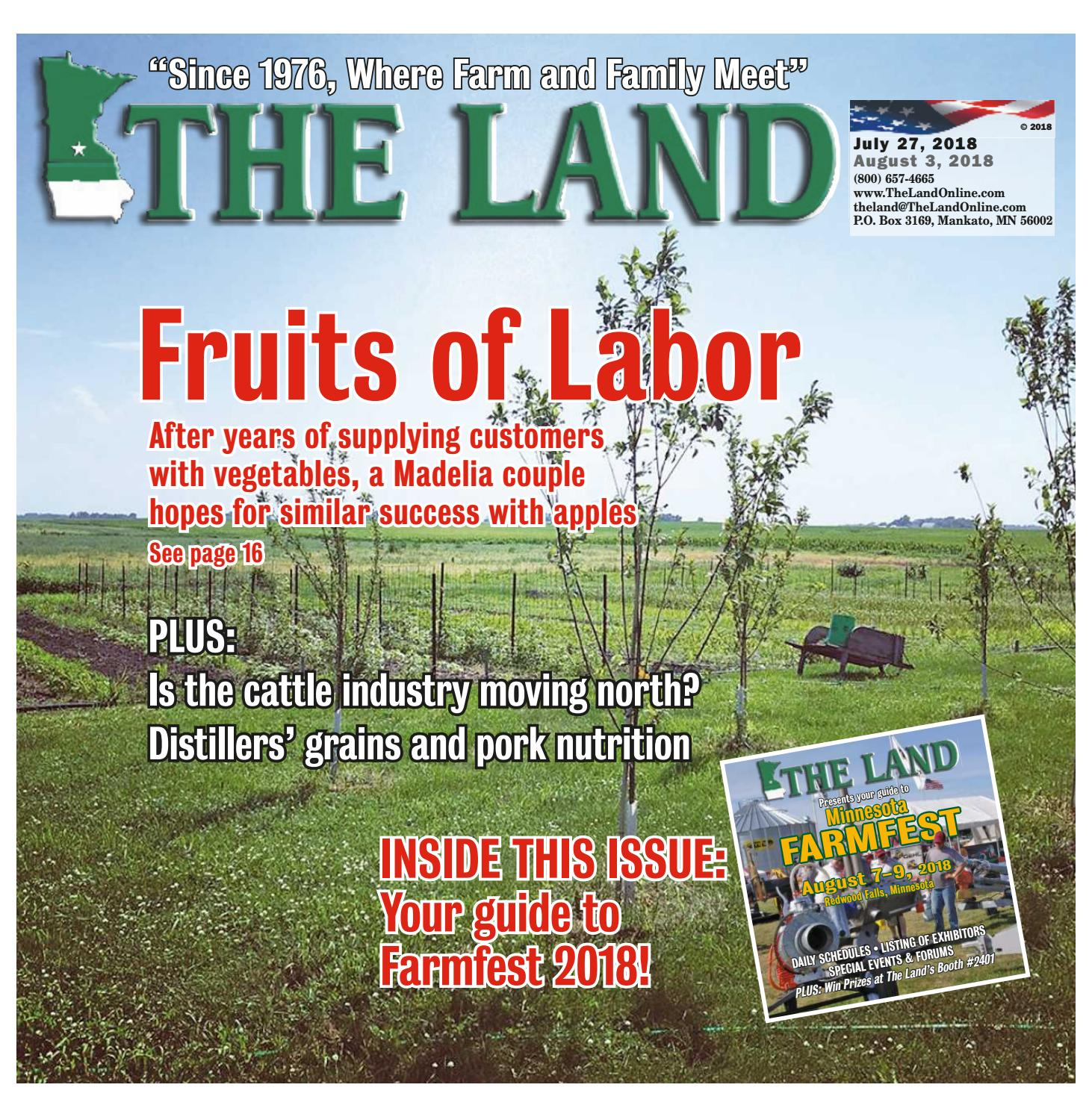 THE LAND July 27 2018 Southern Edition by The Land issuu