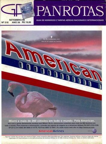 Guia PANROTAS - Edição 318 - Setembro 1999 by PANROTAS Editora - issuu 4dfd905789
