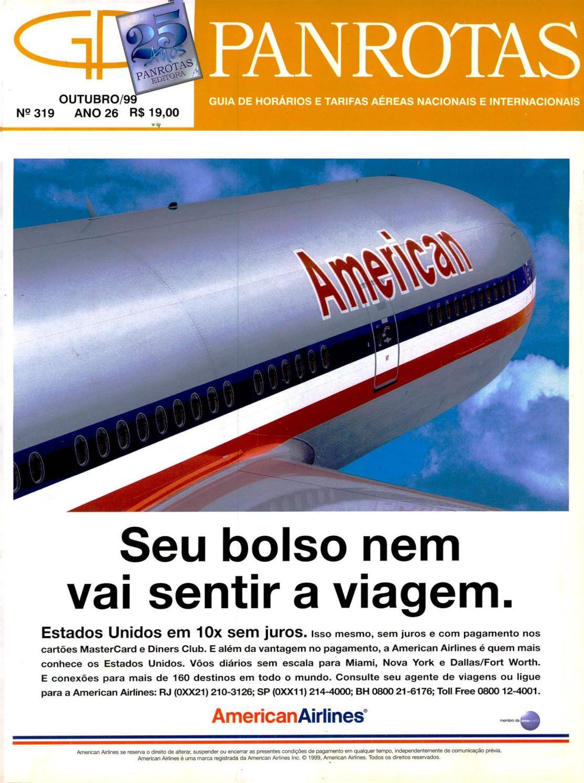 af6e4db58c7 Guia PANROTAS - Edição 319 - Outubro 1999 by PANROTAS Editora - issuu