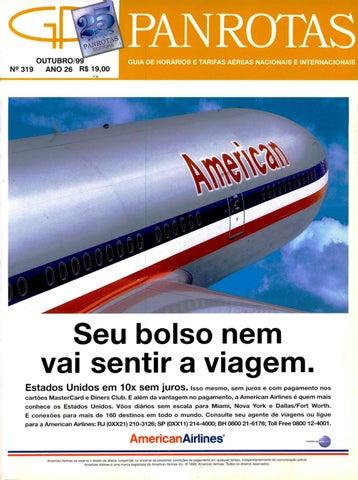 b5f379f46 Guia PANROTAS - Edição 319 - Outubro 1999 by PANROTAS Editora - issuu