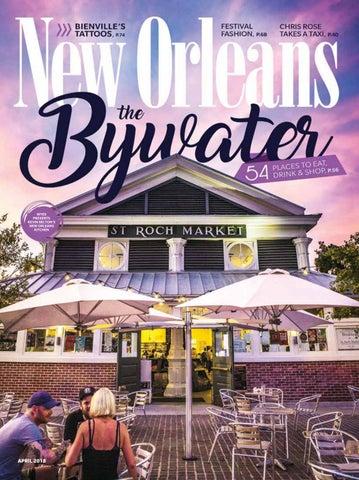 e2a336bfa4 New Orleans Magazine April 2018 by Renaissance Publishing - issuu