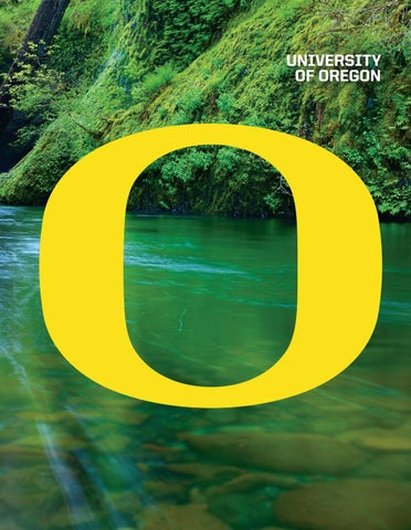 2019 Viewbook by University of Oregon - issuu