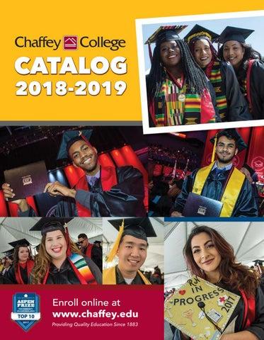 bbd2fcf9534 Chaffey College Catalog 2017 - 2018 by Chaffey College - issuu