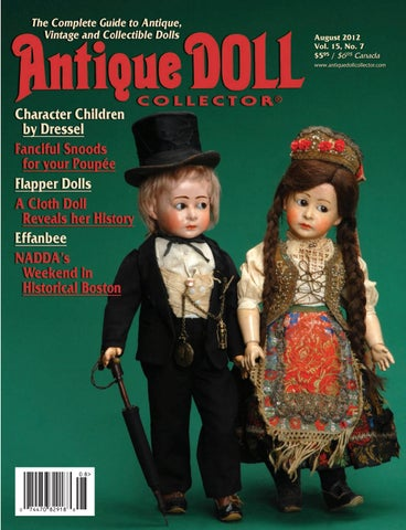 fbc299b484d August 2012 by Antique Doll Collector Magazine - issuu