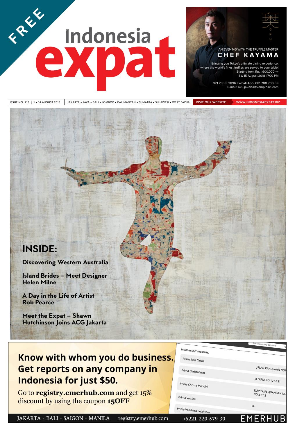 7a543c04878e1 Indonesia Expat - issue 218 by Indonesia Expat - issuu