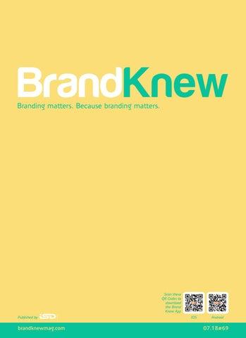 BrandKnew July 2018 by Brand Knew - issuu