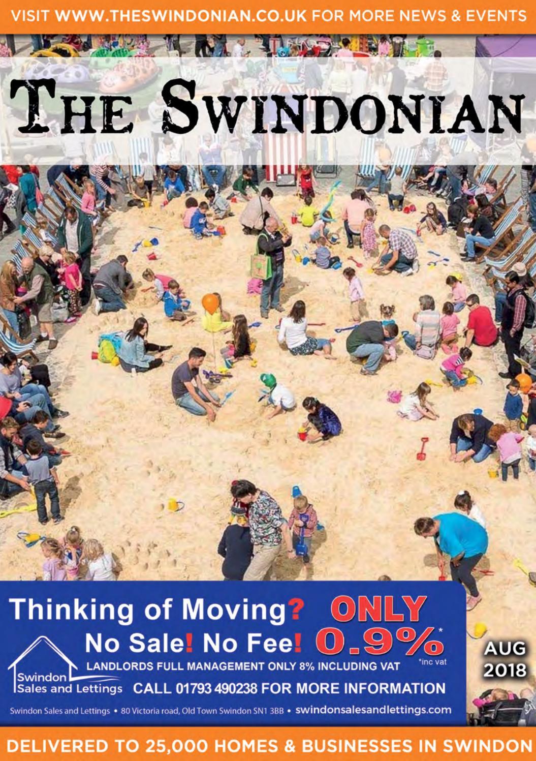 The Swindonian August 2018 by The Swindonian - issuu
