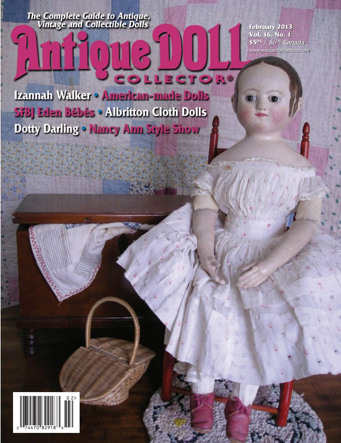 1908 Antique Sewing Pattern with Dress /& Combination Undies 14 Inch Doll # 141