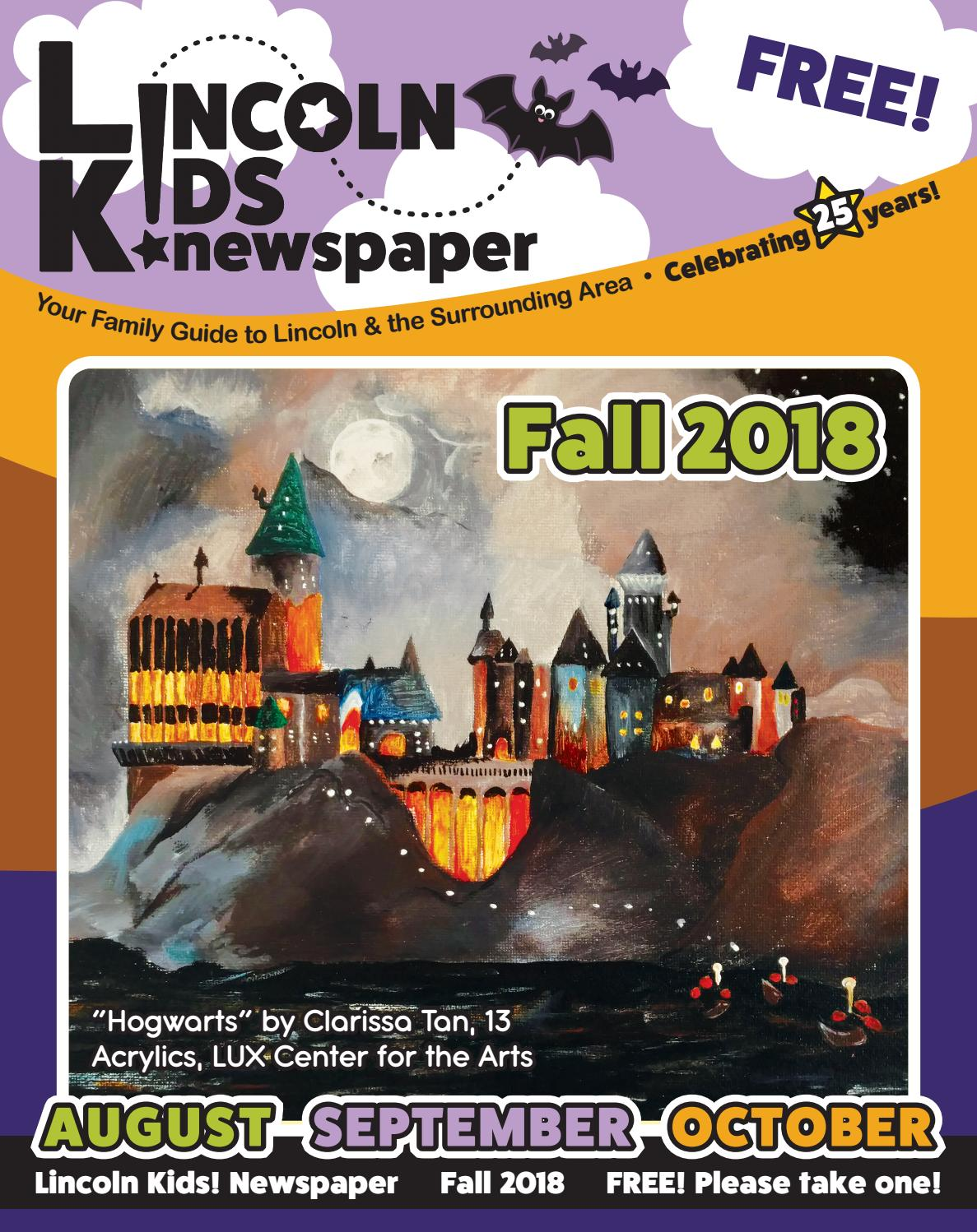 fall flower arrangements wth hay rasng kds and.htm lincoln kids  newspaper     fall 2018 by lincoln kids  issuu  lincoln kids  newspaper     fall 2018 by