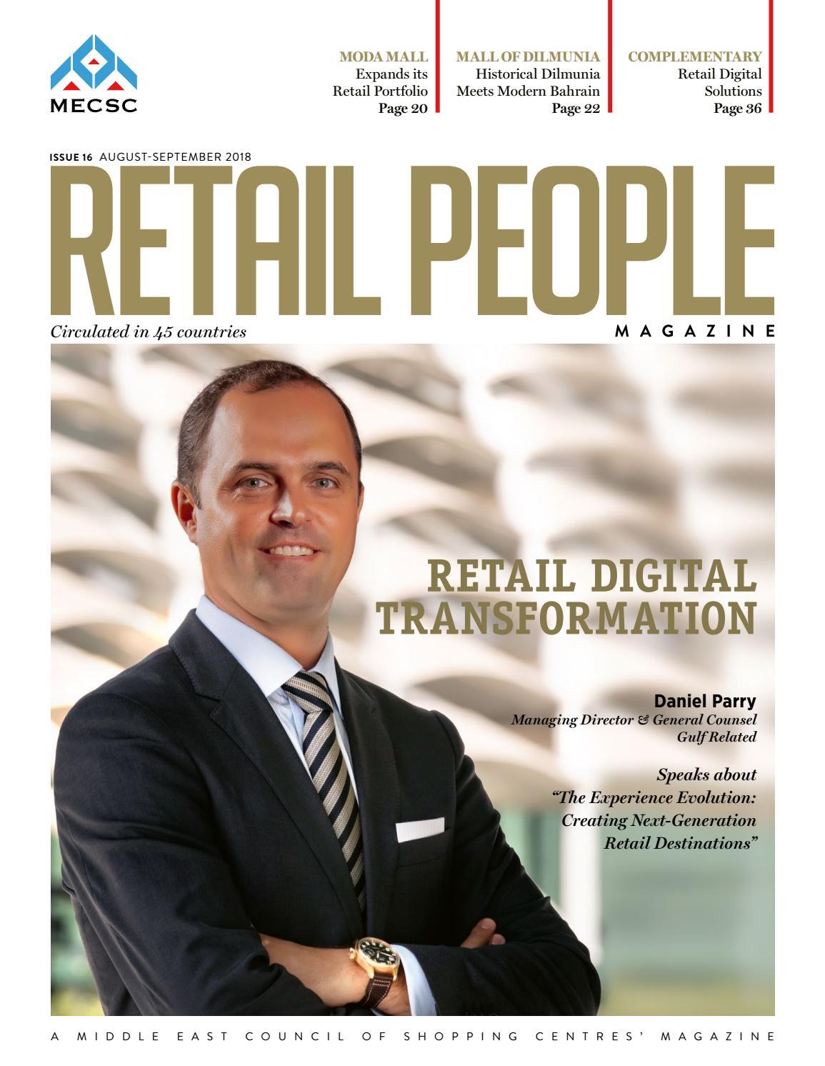 Retail People Magazine Issue 16 By Motivate Publishing Issuu Zainab Dress Rosewood