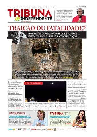 Edição número 3196 - 28 e 29 de julho de 2018 by Tribuna Hoje - issuu 71ca6632351
