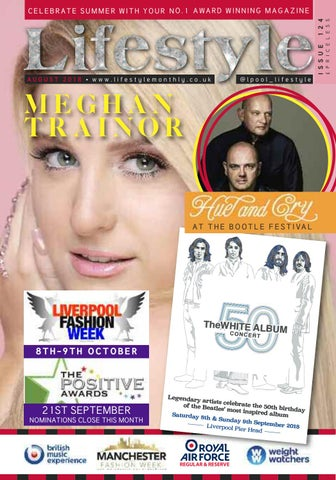 Lifestyle magazine August 2018