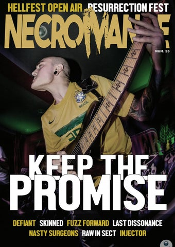 Necromance Digital Magazine 55 By Necromance Digital