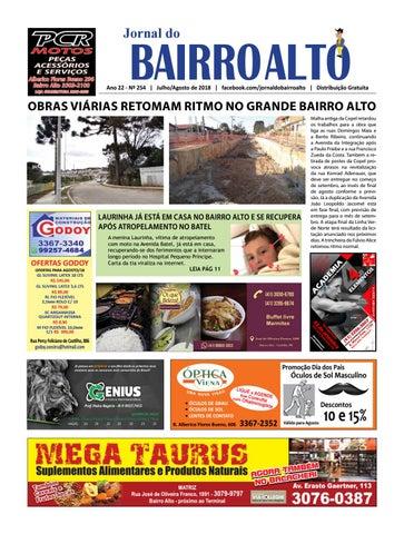 f6c317e18 Jornal do Bairro Alto by robert bicudo - issuu