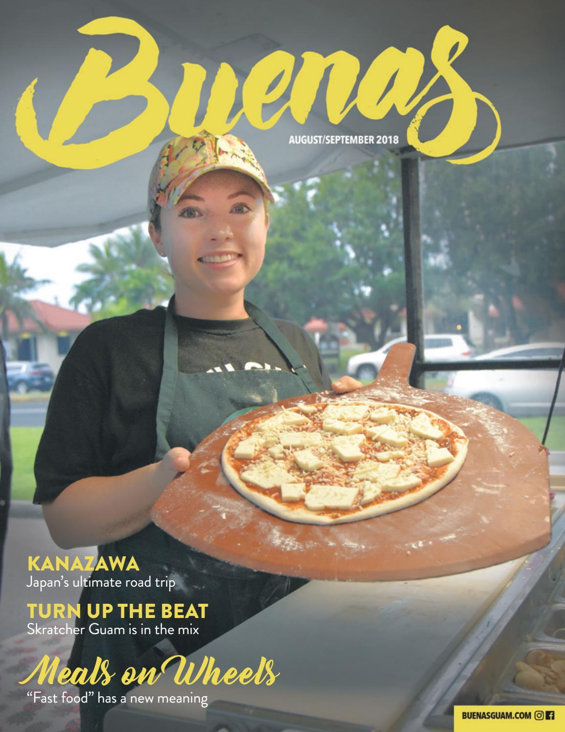 Buenas - August/September 2018 by Buenas Guam Magazine - issuu