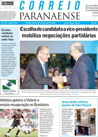 e1e153838308e correio 4262 by Editora Correio Paranaense - issuu