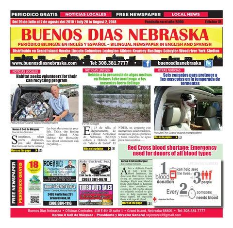 Periódico Bilingüe en inglés y español  by Norma Cell de