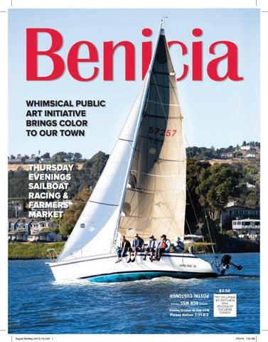 Benicia Magazine August 2018 by Polygon Publishing - issuu