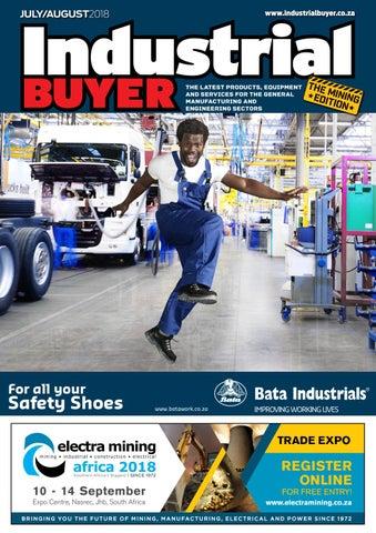 Industrial Buyer July/ August 2018