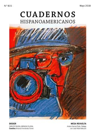 8013be22d8 Cuadernos Hispanoamericanos (Número 815 mayo 2018) by AECID ...
