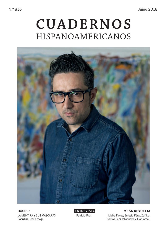 18c85f0b Cuadernos Hispanoamericanos (Número 816 junio 2018) by AECID PUBLICACIONES  - issuu