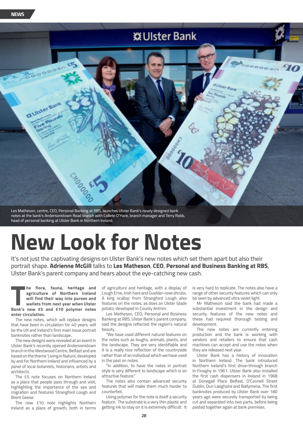 Apart Design Bank.Ambition Issue 29 July August 2018 By Ni Chamber Of Commerce And