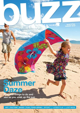 31880c96ee Buzz August 2018 Edition by Buzz Magazine - issuu
