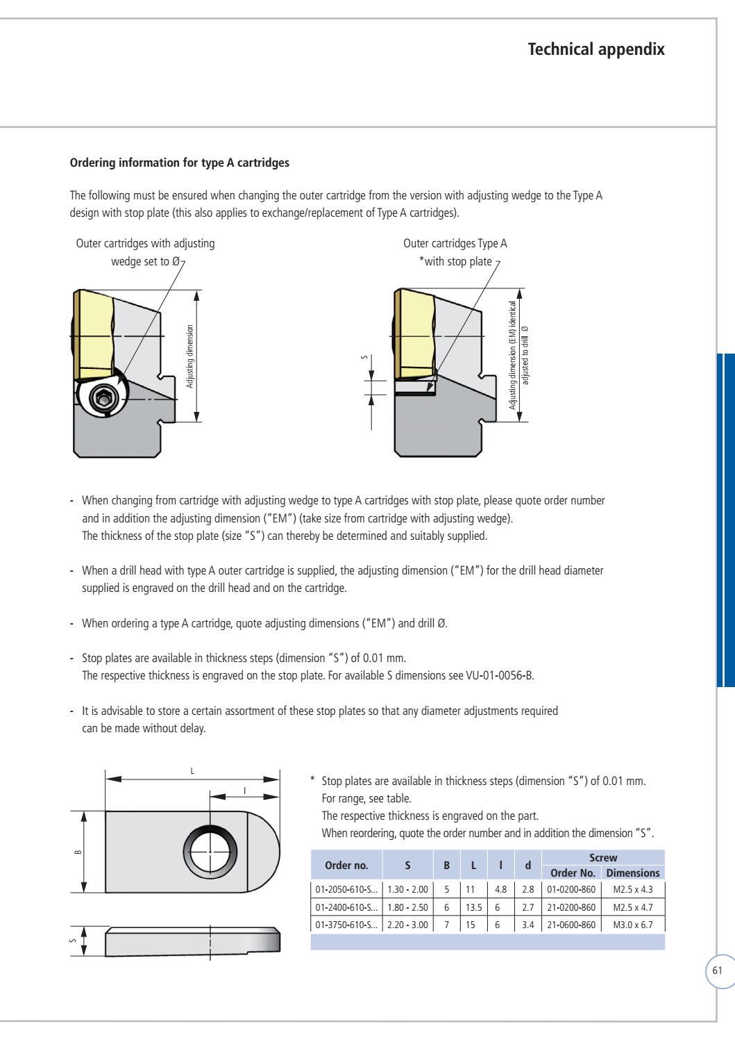Botek_Deep Hole Drilling Tools System BTA_Arsam by Arsam, s a  - issuu